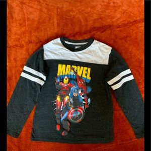 Marvel Long T